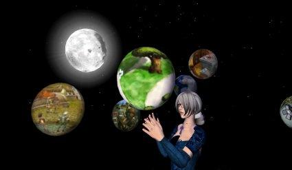 Many Worlds, Massively